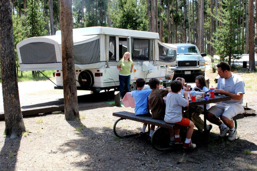 Gordon to use CARES Act funds to expand capacity at Wyoming parks, historic sites