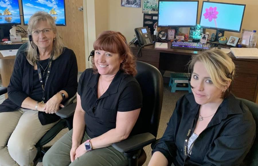 Meet the scheduling team at WMC