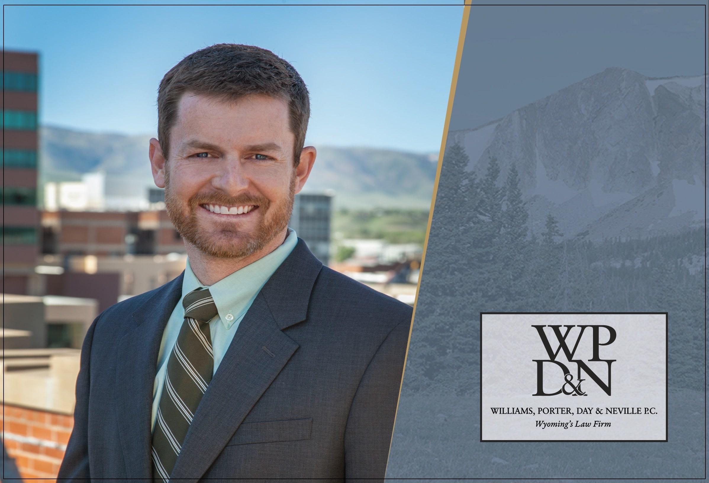 Meet WPDN attorney Ryan Ford