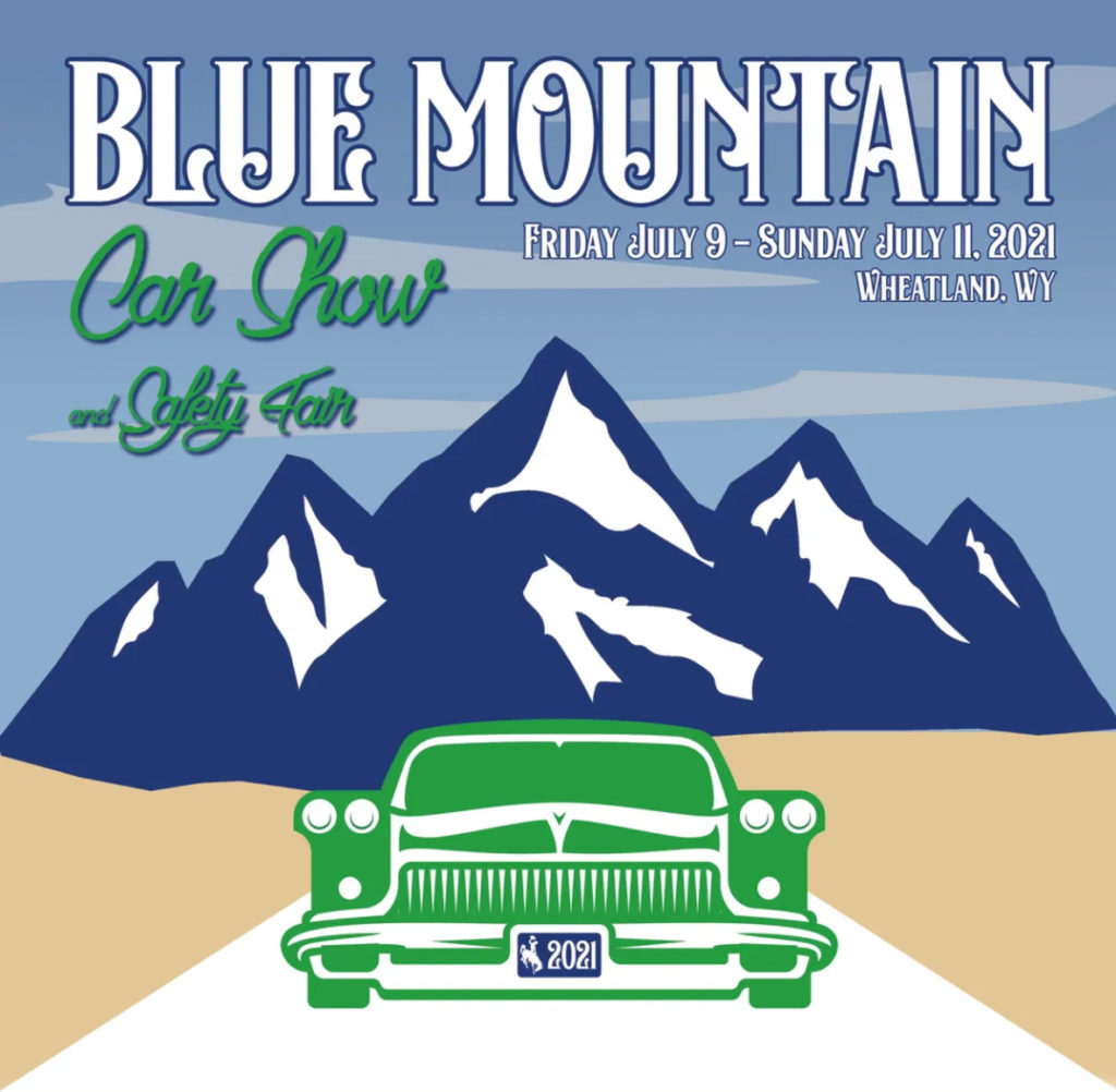 Come out to the Blue Mountain Car Show in July!