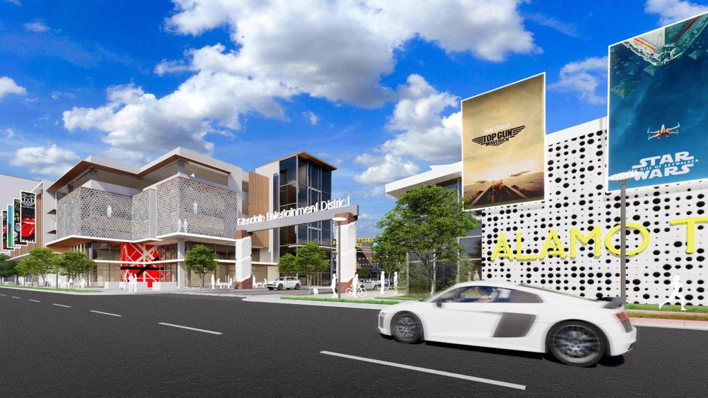 Glendale Entertainment District 1