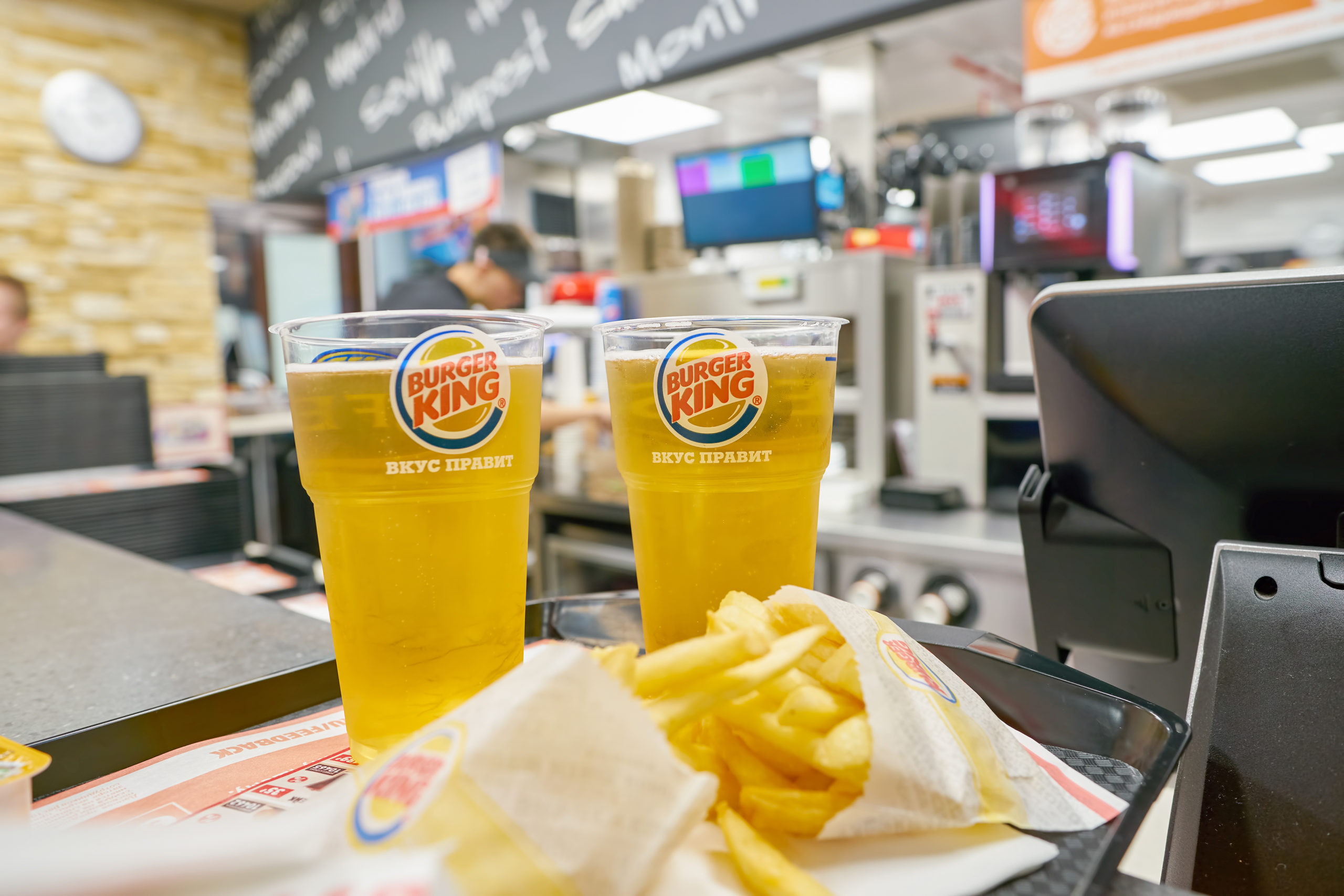 Casper may allow fast food restaurants to serve alcohol or Uber Eats, Door Dash to deliver