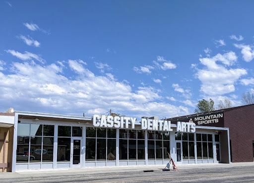 The Cassity Dental Arts building